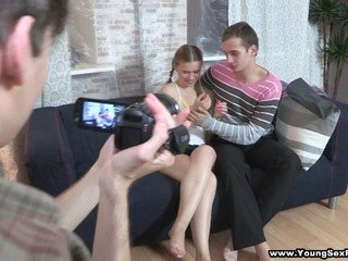 DP session for naive teeny
